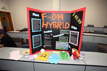 F-DM Hybrid
