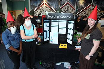 Guard n Gnome