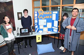 Quake Wake