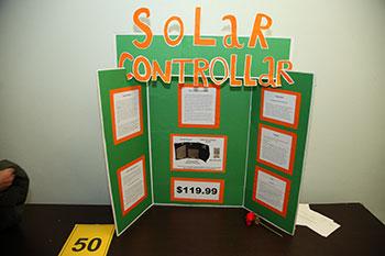 Solar Controllar